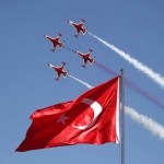 Turkish flag 150x150