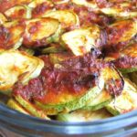 Oven Baked Zucchini Coins | giverecipe.com