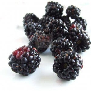 Blackberry The Protector Fruit | giverecipe.com