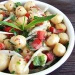 Chickpea Salad | giverecipe.com