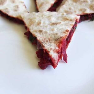 Beetroot Borek | giverecipe.com