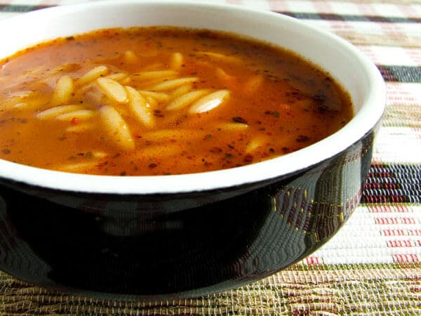 orzo soup | #orzo #soup #turkish