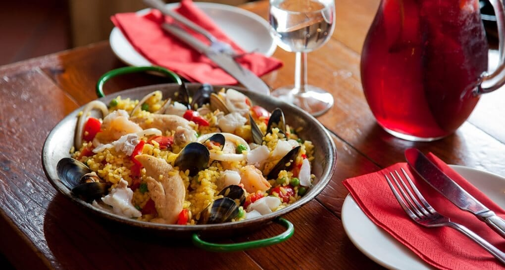 Tapas And Paella Days In Turkey | giverecipe.com