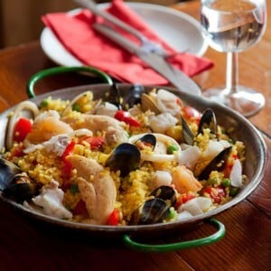 Tapas And Paella Days In Turkey