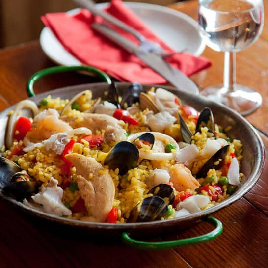 Tapas And Paella Days In Turkey - Give Recipe