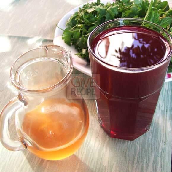 A Traditional Drink Salgam