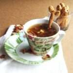 Dried Apple Compote | giverecipe.com