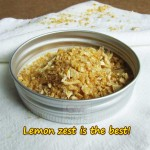 How To Dry Lemon Zest