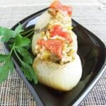 Stuffed Onion | giverecipe.com