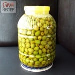 How To Cure Green Olives