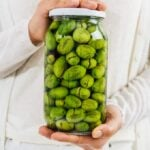 Learn how to brine olives before fall ends.