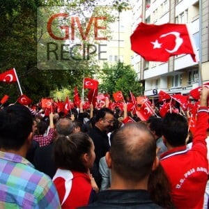 Happy Republic Day to Turkey