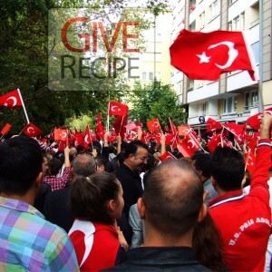 Happy Republic Day to Turkey | giverecipe.com