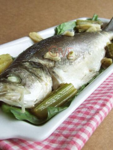 Fish With Chard | giverecipe.com
