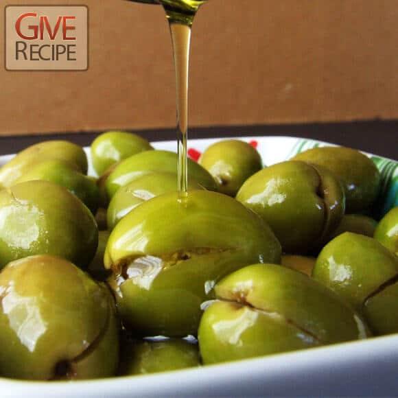 Green Olives For Breakfast