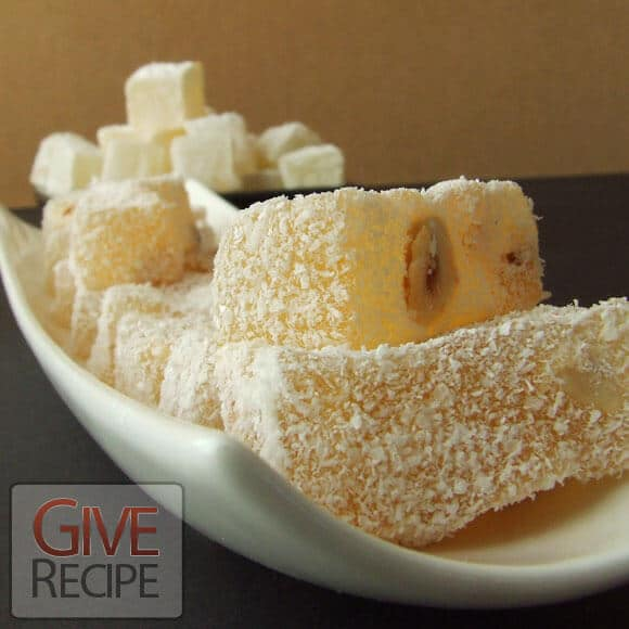 Turkish Delight For Celebration | giverecipe.com