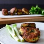 leftover bread and cheese patties1 150x150 Zucchini Fritters