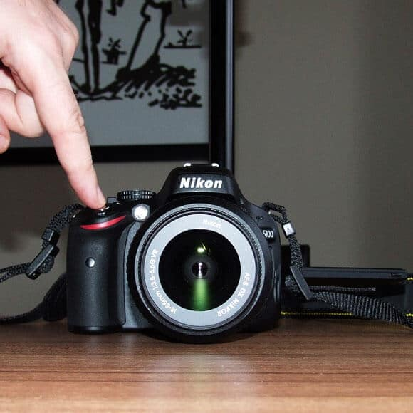 Welcome Nikon D5100!