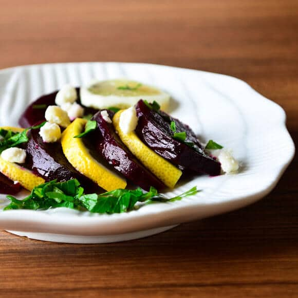 Salad With Beetroot | giverecipe.com