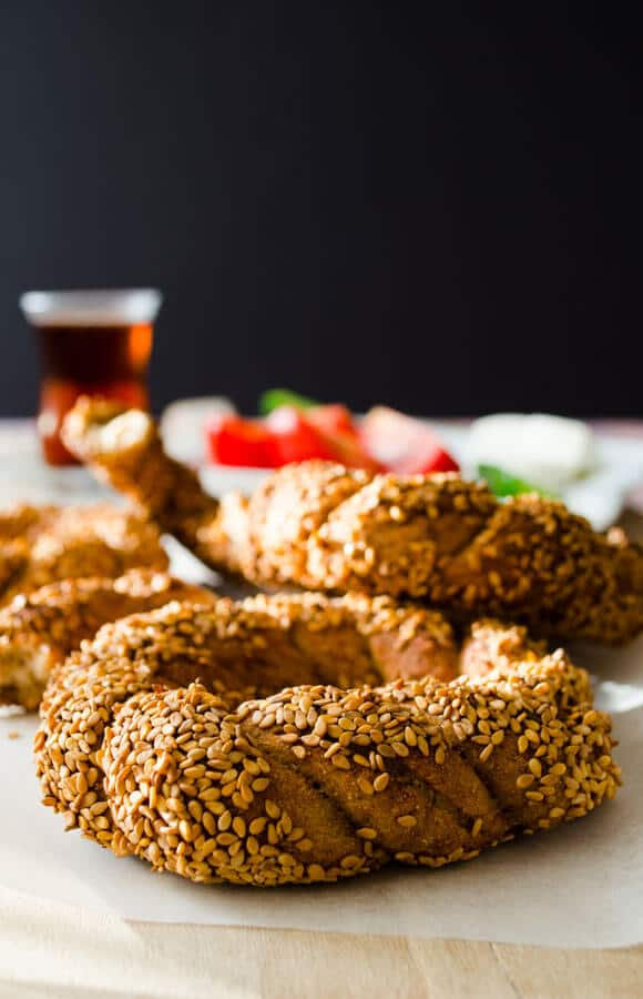 1 Simit 1 Cheese Please | giverecipe.com