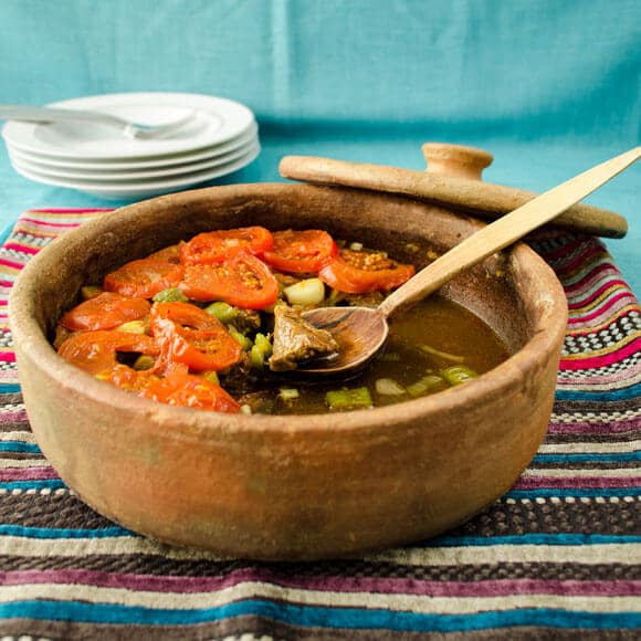 Beef Stew in Clay Pot | giverecipe.com