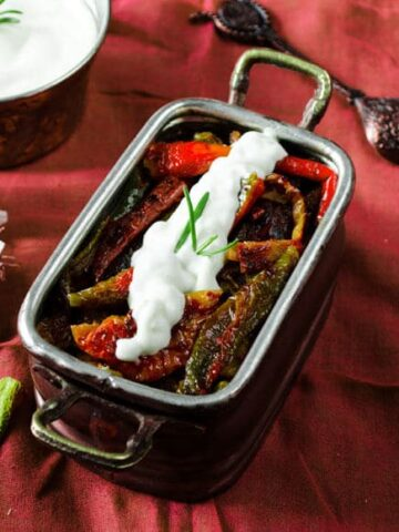 fried dried chili peppers | giverecipe.com