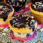 Mini #Muffins With #Rum and #Chocolate | www.giverecipe.com
