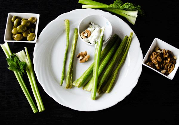 Celery Sticks Dip | giverecipe.com