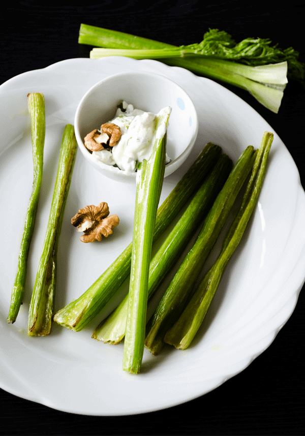 Celery Sticks Dip | giverecipe.com