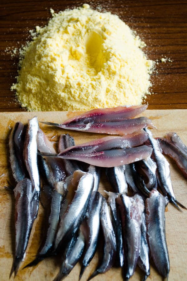 how to fry anchovies 5