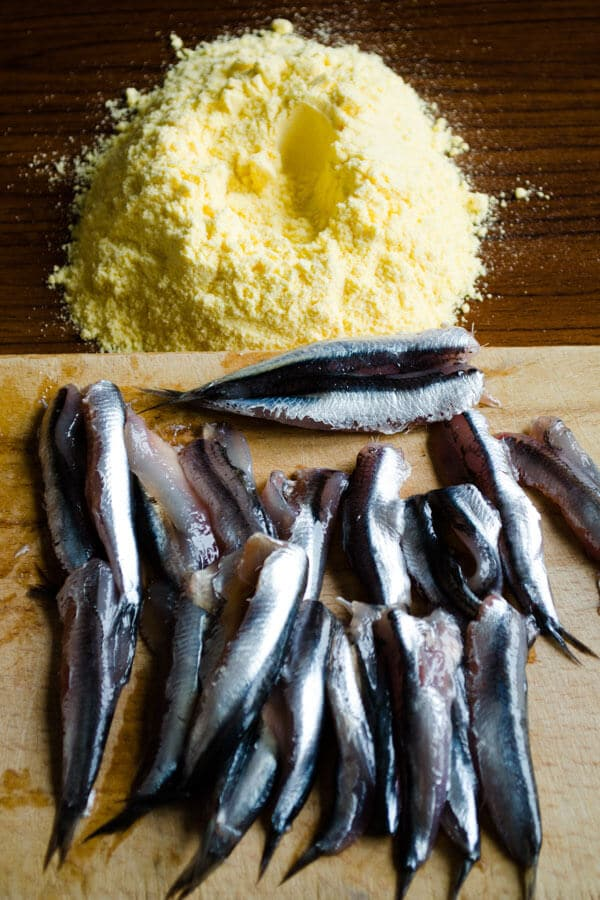 how to fry anchovies 6