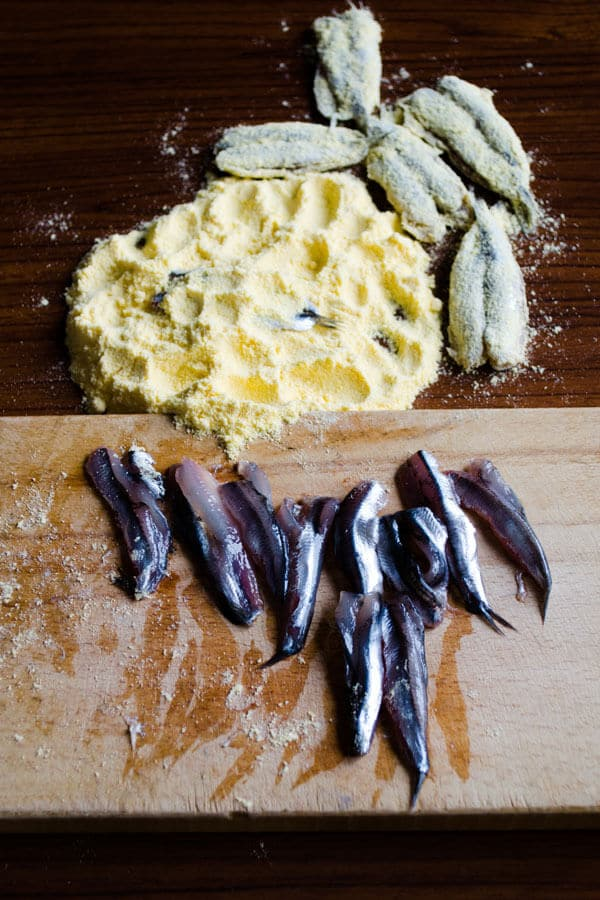how to fry anchovies 9