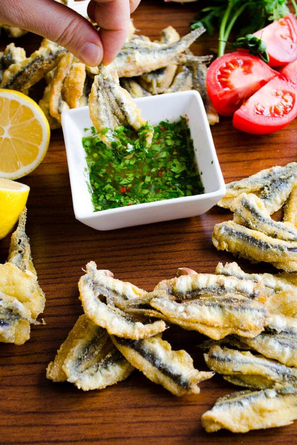 how to fry anchovies14