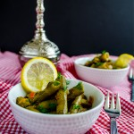 2 Ways of Eating #Fava Beans1 | www.giverecipe.com