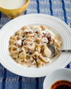 Turkish #Dumplings #Manti