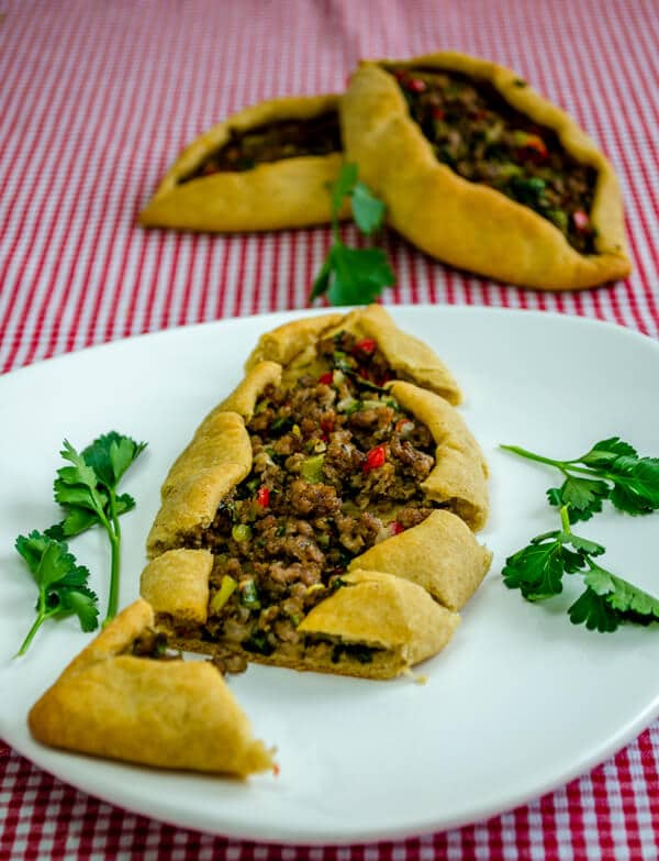 Turkish Pide with Ground Beef11