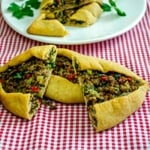 Turkish Pide with Ground Beef thumbnail