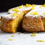 Zesty Lemon Carrot Cake