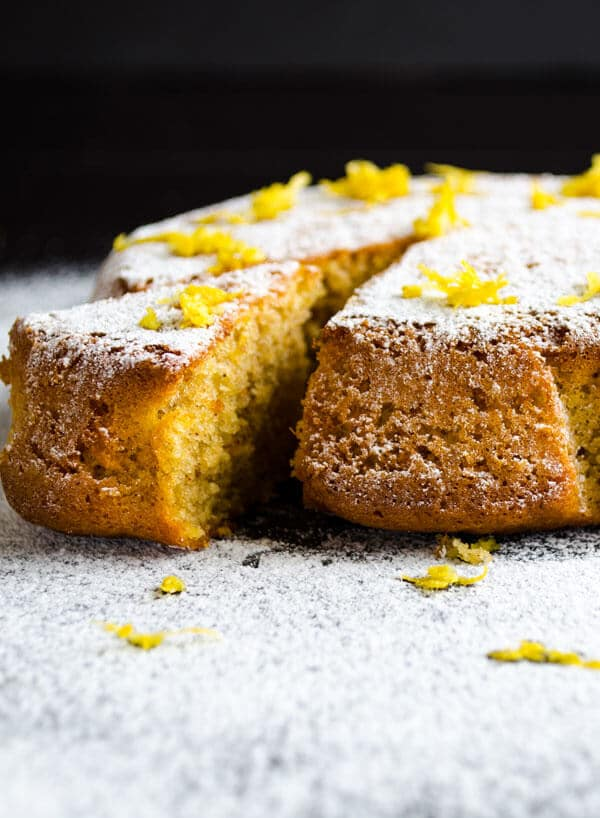 Zesty #Lemon #Carrot #Cake