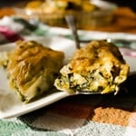 Borek With Organic Spinach
