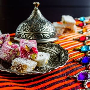 #Turkish Delight For Spring | www.giverecipe.com