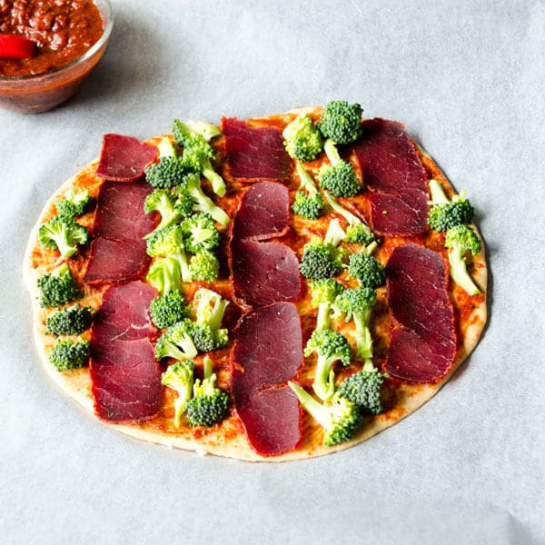 whole wheat pizza with broccoli3