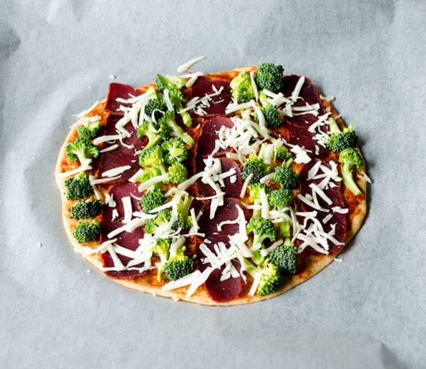 whole wheat pizza with broccoli4