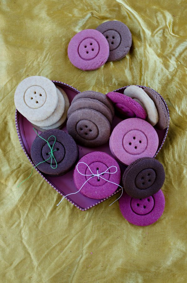 Button Cookies4 Button Cookies