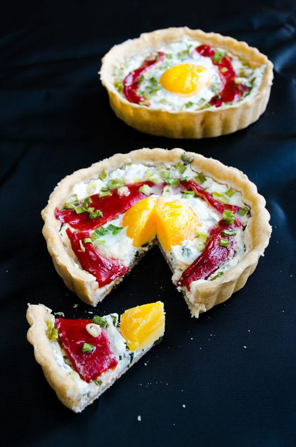 Cheese Tart with Egg3