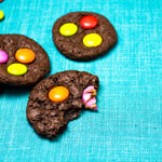 Chewy Chocolate M&M Cookies thumbnail