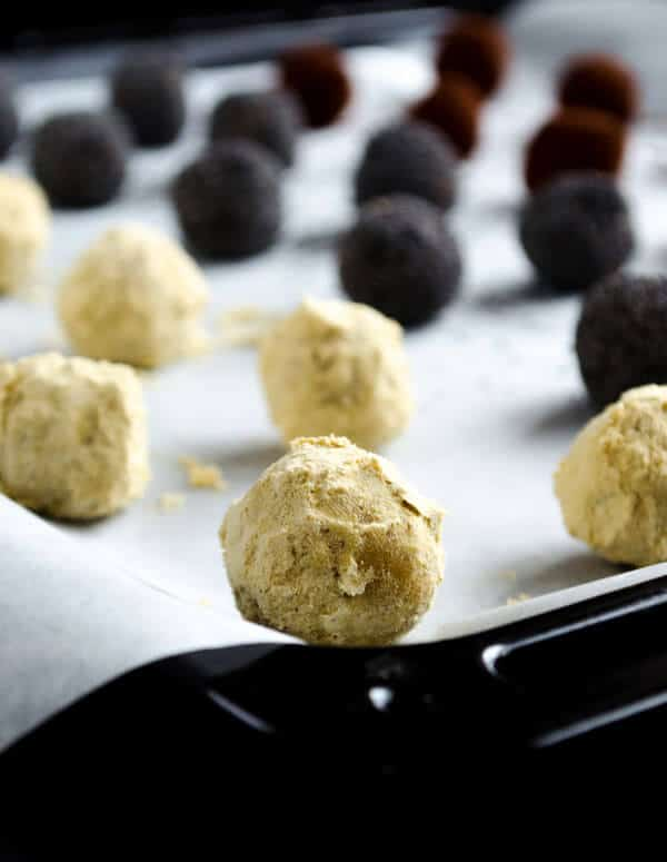 #Chickpea Flour #Cookies