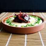 Hummus with Pastirma or Bacon thumbnail