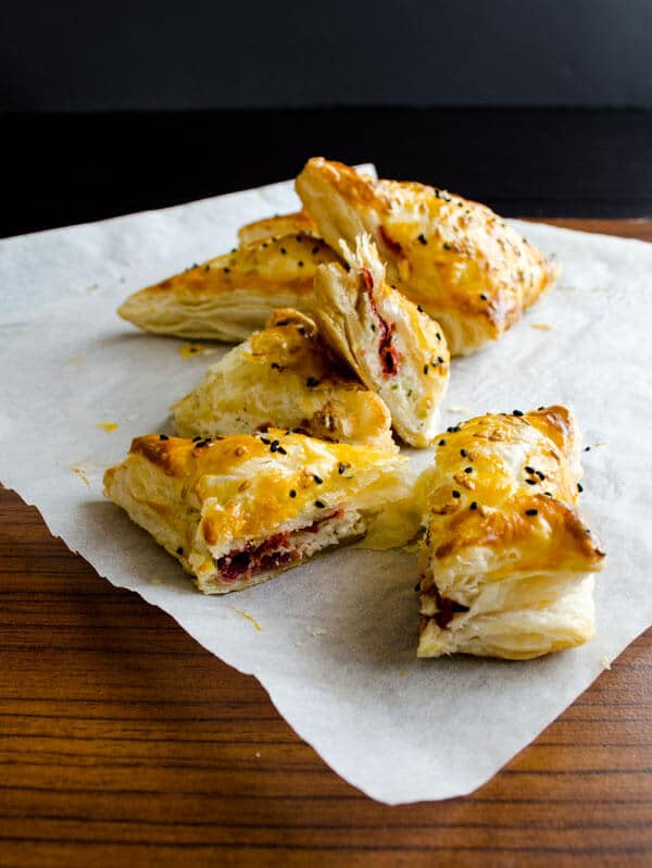 #Puff #Pastry Pockets