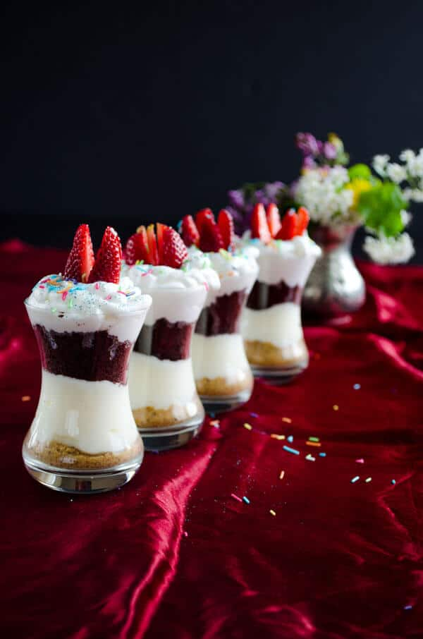 Trifle with Leftover Cakes